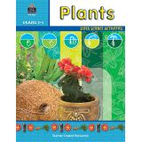 Super Science Activities, Plants
