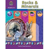 Super Science Activities, Rocks & Minerals