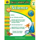 Science Daily Warm-Ups, Grade 4