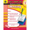 Daily Warm-Ups: Nonfiction & Fiction Writing, Grade 1