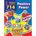Positive Power Sticker Book, 714 Stickers