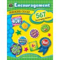Encouragement Sticker Book, 567 Stickers