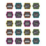 Chalkboard Brights Stickers