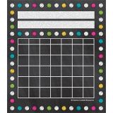Chalkboard Brights Mini Incentive Charts