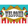 Carnival Welcome Postcards
