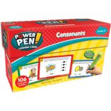 Power Pen Learning Cards, Consonants