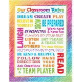 Scribble Charts, Our Classroom Rules