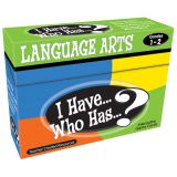 I Have...Who Has...? Language Arts, Grades 1-2