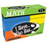 I Have...Who Has...? Math, Grades 1-2