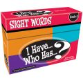 I Have...Who Has...? Sight Words Games, Grade K