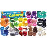 Colors in Photos Mini Bulletin Board Set