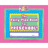 The Daily Plan Book for Preschool!