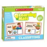 Classifying Learning Mats