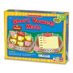 Short Vowels Learning Mats
