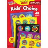 Kids® Choice Variety Pack Stinky Stickers®