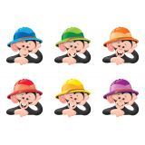 Monkey Mischief® Hats Classic Accents® Variety Pack