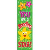 You are a Reading Star! Bookmarks