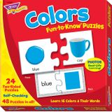 Fun-to-Know® Puzzles, Colors
