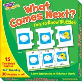 Fun-to-Know® Puzzles: What Comes Next?