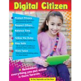 Digital Citizenship Learning Chart, Primary