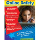 Online Safety Learning Chart, Primary