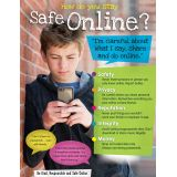 Online Safety Learning Chart, Secondary