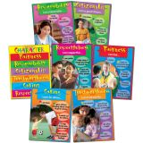 Character Education Learning Chart Combo Pack