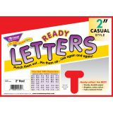 2 Uppercase Casual Solids Ready Letters®, Blue
