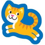 Purr-fect Pets superShapes Stickers