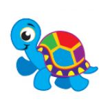 Terrific Turtles superShapes Stickers