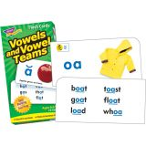 Vowels and Vowel Teams Flash Cards