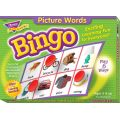 Picture Words Bingo Game