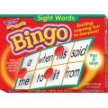 Sight Words Bingo Game
