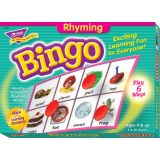 Rhyming Bingo Game