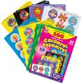 Colorful Favorites Stinky Stickers® Variety Pack