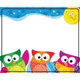 Owl-Stars!® Terrific Labels™