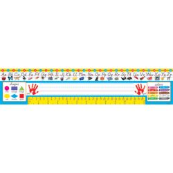 Desk Toppers Reference Name Plates, PreK-1 (Modern)