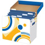 File 'n Save System® File Folder Box