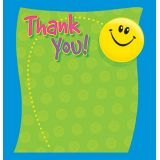 Thank You Note Pad