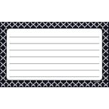 Moroccan Terrific Index Cards , Lined