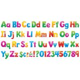 Playful Patterns 4 Uppercase/Lowercase Ready Letters® Combo Pack, Pixels