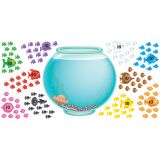 100-Day Fishbowl Bulletin Board Set