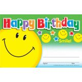 Happy Birthday - Smile Recognition Awards