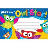 Hooo-ray Owl-Star! Recognition Awards