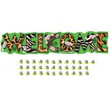 Monkey Mischief® Welcome Bulletin Board Set