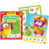 Wipe-Off® Book, Hide 'n Seek Adventures Owl-Stars!®