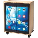 Tablet Security Cabinet, Printed
