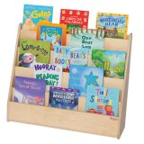 Book Display Stand, Natural