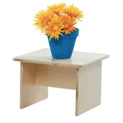 Children's End Table