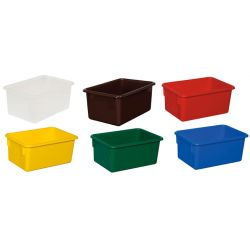 Translucent Cubby Tray